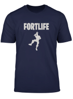 Fortlife Take The L Dance Shirt Video Game Gamer Boys