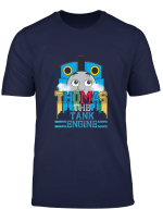 Youth Thomas T Shirt Official Tank Engine Multiple Colours