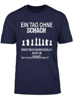 Schach Spiel Lustige Weihnachtsgeschenk Ideen Advent Shirt