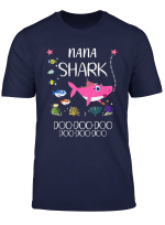 Nana Shark Doo Doo Shirt Matching Family Shark Tees T Shirt