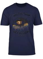 Walk By Faith Not By Sight Pretty Eye Tshirt