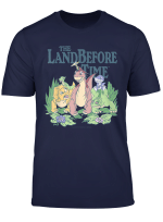 Land Before Time Pastel Dinosaur Friends T Shirt