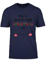 Uwu Christmas Cute Anime T Shirt
