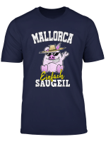 Mallorca Sau Geil T Shirt Lustig Party Crew Malle Gruppe