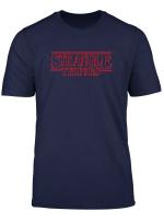 Strangle Things Bjj Shirt T Shirt