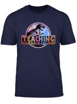 Teaching Is A Walk In Park Teacher T Shirt
