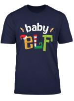 Baby Elf Matching Family Elfen Kinder Tochter Weihnachten T Shirt