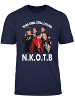 New Kids T Shirt On The Blocks Shirt