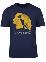 Disney Lion King Rafiki Simba Pride Rock Graphic T Shirt