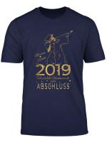 Dabbing Abschluss 2019 T Shirt T Shirt