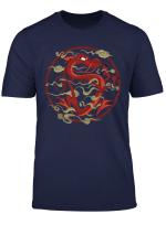 Disney Mulan Mushu Inner Circle Graphic T Shirt