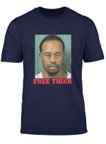 Tiger Woods Mugshot Shirt