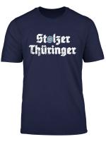 Stolzer Thuringer Heimat Ossi Shirt Thuringen Ostdeutschland