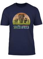 Big Five Design Fur Sudafrika Safari T Shirt