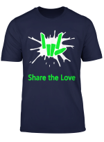 Share And Love For Kids And Youth Beautiful T Shirt