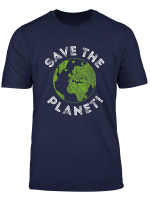 Global Warming Climate Crisis Protest Save The Planet T Shirt