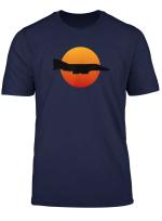 F 4 Phantom Aircraft T Shirt For Military History Lovers