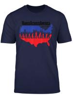 Hands Across America Tee Tshirt