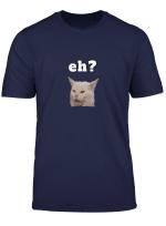 Smudge The Cat Dinner Cat Meme T Shirt