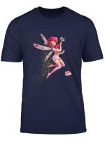 Mia And Me Girlpower Flieg Mit Mia T Shirt