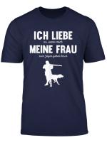 Herren Jagd Geschenk T Shirt Lustiges Jager Geburtstagsgeschenk