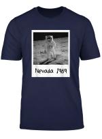 Fake Moon Landing Conspiracy Theory Area 51 Nevada 1969 T Shirt