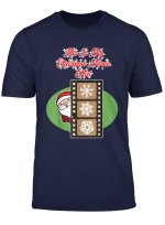 Christmas Movie Shirt Men This Is My Christmas Movie Shirt T Shirt