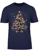Sproodle Christmas Tree Funny Sproodle Lover Christmas Gifts T Shirt