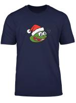 Christmas Pepega T Shirt Pepe Emote