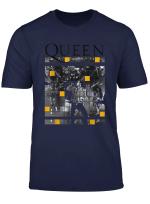 Queen Official Live Concert Blocks T Shirt