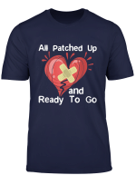 Annnd I M Back Heart Attack Survivor Funny Quote T Shirt