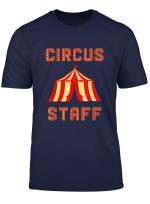 Circus Staff Shirt Ringmaster Gift Carnival Birthday Party T Shirt