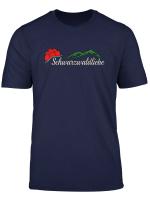 Schwarzwaldliebe Schwarzwald T Shirt