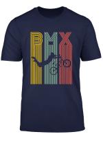 Bmx Vintage Shirt Bike Bicycle Racing Stunt Gift
