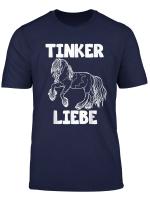 Tinker Liebe Pferd Pony Shirt