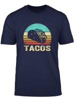Vintage Tacos Shirt Sunset