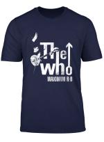 The Who Official Maximum R B Tour T Shirt