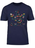 Dragons Lover Shirt Dracarys T Shirt Floral For Women Men