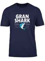 Womens Gran Shark Doo Doo Gift T Shirt
