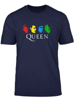 Vintage Queen T Shirt British Rock Band For Fans