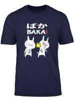 Baka Anime Shirt Susser Hase Lustiges Geschenk Fur Freunde T Shirt
