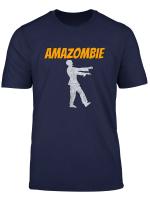 Amazombie Zombie For Associates Swagazon T Shirt