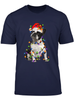 French Bulldog Christmas Santa T Shirt Funny Dog Lover Gift T Shirt