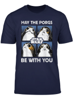 Star Wars May The Porgs Be With You T Shirt