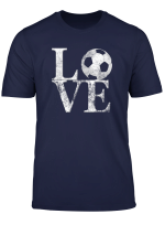 Soccer Love 2019 France Women World Football Tournament Tee