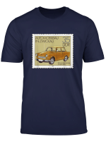 Trabant 601 S Design Trabant Retro Car Go Trabi T Shirt