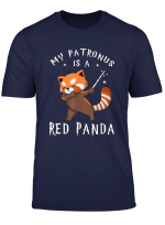 My Patronus Is A Red Panda Shirt Gift For Men Women And Kids