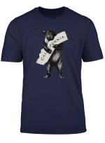 Retro I Love California Shirt Art Vintage Cali Pride Bear T Shirt