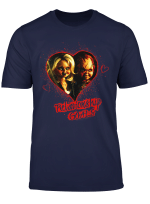 Child S Play Chucky And Tiffany Relationship Goals T Shirt