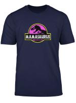 Damen Mamasaurus Lustige Dinosaurier Hemden Fur Frauen